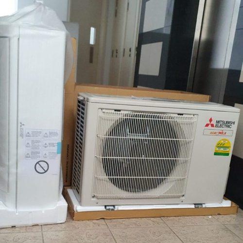 aircon installation service